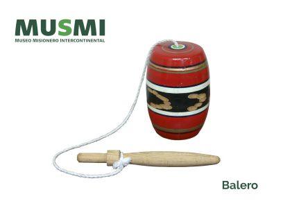 Balero, el juguete que trasciende fronteras