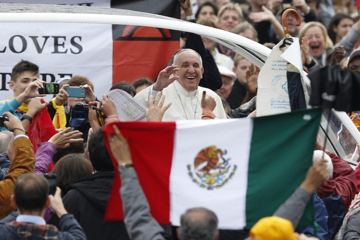 México, segundo país con mayor número de católicos en el mundo
