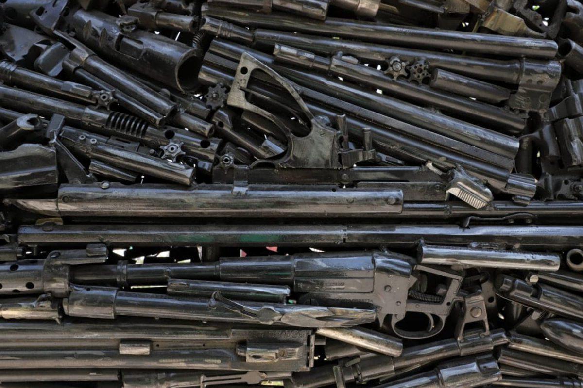 La Iglesia en México apoya programa de desarme a nivel nacional