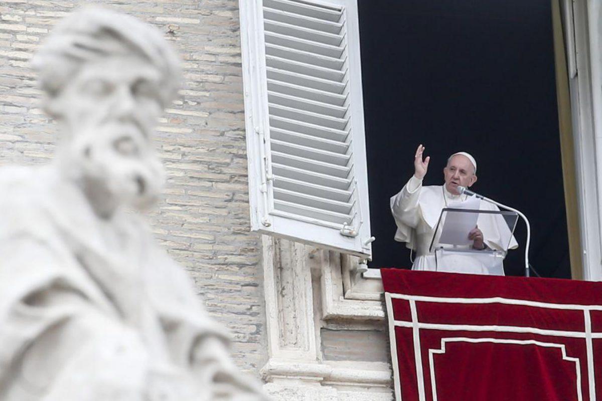 Mensaje del Papa Francisco ante violencia en Aguililla y Ángelus del 18 de julio