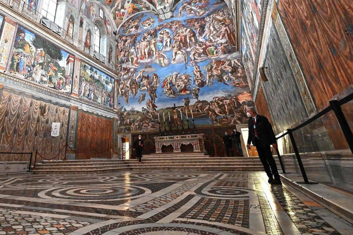 Vaticanos volverán a abrir al público a partir del 3 de mayo