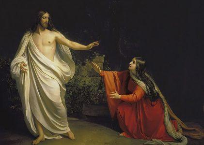 """Santa María Magdalena """"Apóstola de los apóstoles"""""""