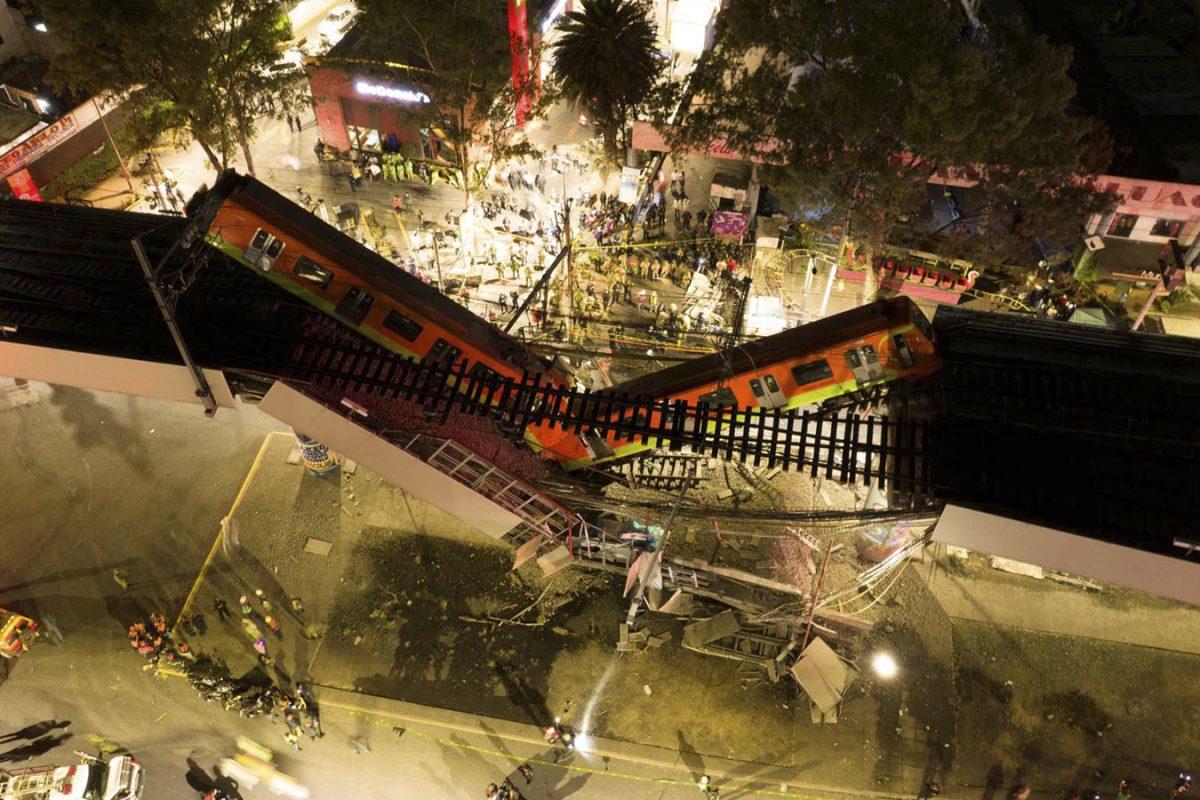La Iglesia católica se une en oración por los afectados del accidente en la Línea 12 del Metro CDMX