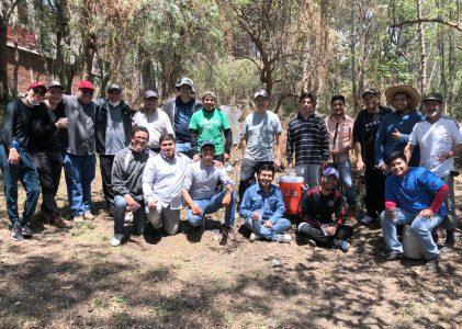 Seminaristas MG participan en la Semana Laudato si' con acciones de conservación ecológica