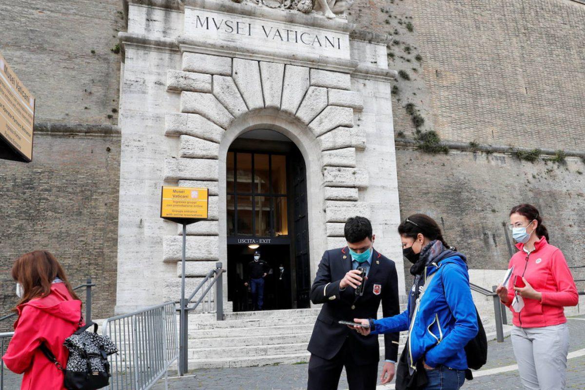Tercera reapertura de los Museos Vaticanos con exposición dedicada a Dante Alighieri