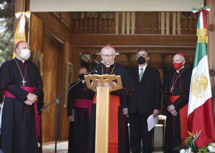 El Vaticano pide a México transitar hacia una laicidad positiva y constructiva