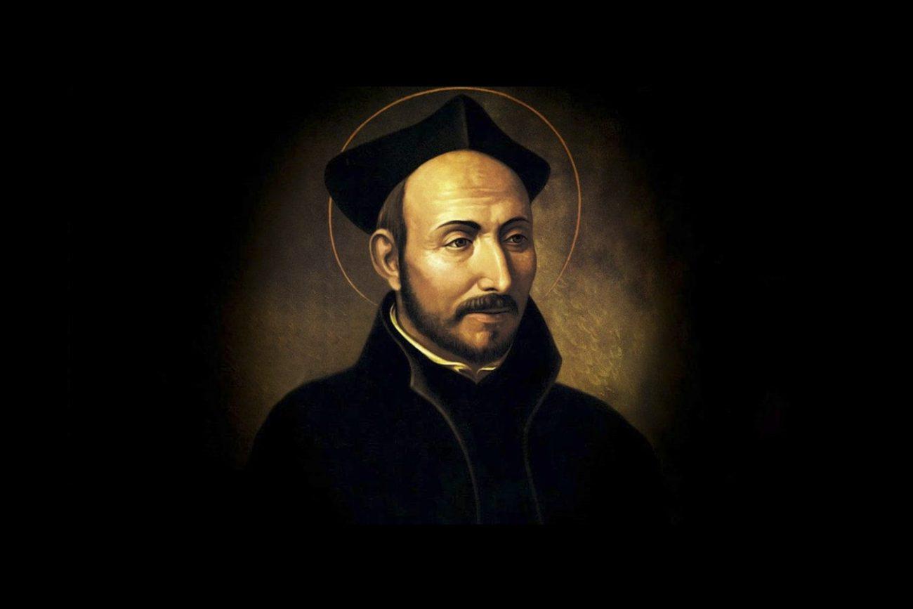San Ignacio de Loyola, patrono de los ejercicios espirituales