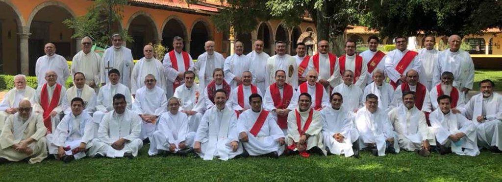 Renovando el llamado: Misioneros de Guadalupe llevó a cabo sus ejercicios espirituales en Tlaquepaque, Jal.