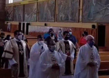Misioneros de Guadalupe realizó la misa de exequias del P. Servando González Rivas, MG.