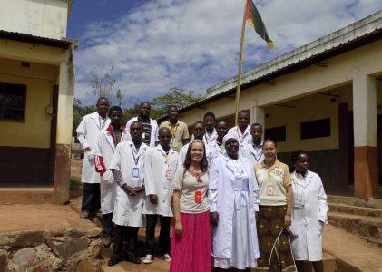 Al servicio de la educación: Misioneras Laicas Asociadas en Mozambique