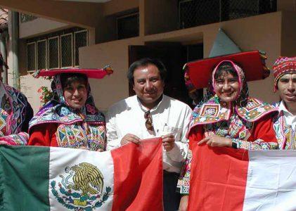 41 años de entrega misionera: Misión de Perú