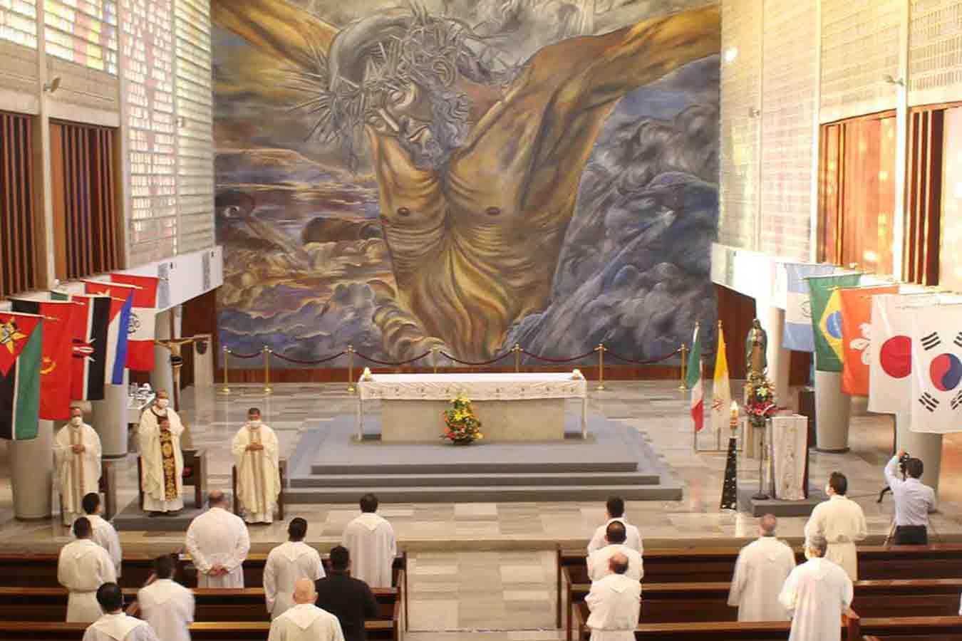 Misioneros de Guadalupe invita a la misa por su 72 Aniversario