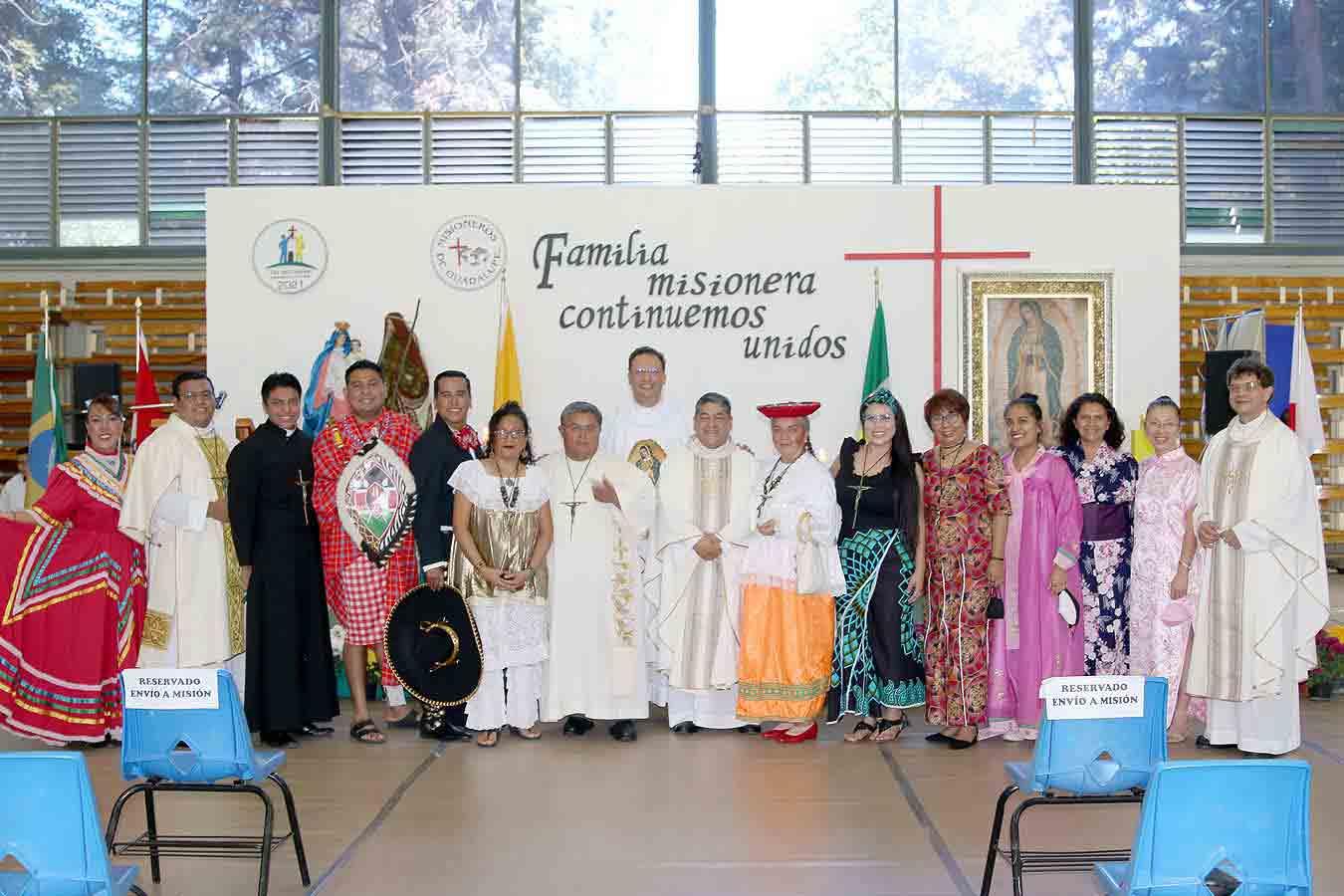 Misioneros de Guadalupe celebró el Día del Padrino 2021